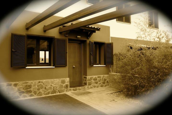 Moderna casa con vistas al Lago Barasona
