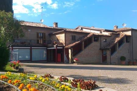 Residence Mulino del Mare-Saludecio-RIMINI - Saludecio - 獨棟