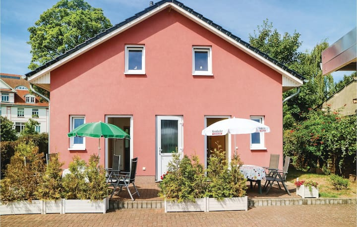 Beautiful home in Kühlungsborn with 1 Bedrooms