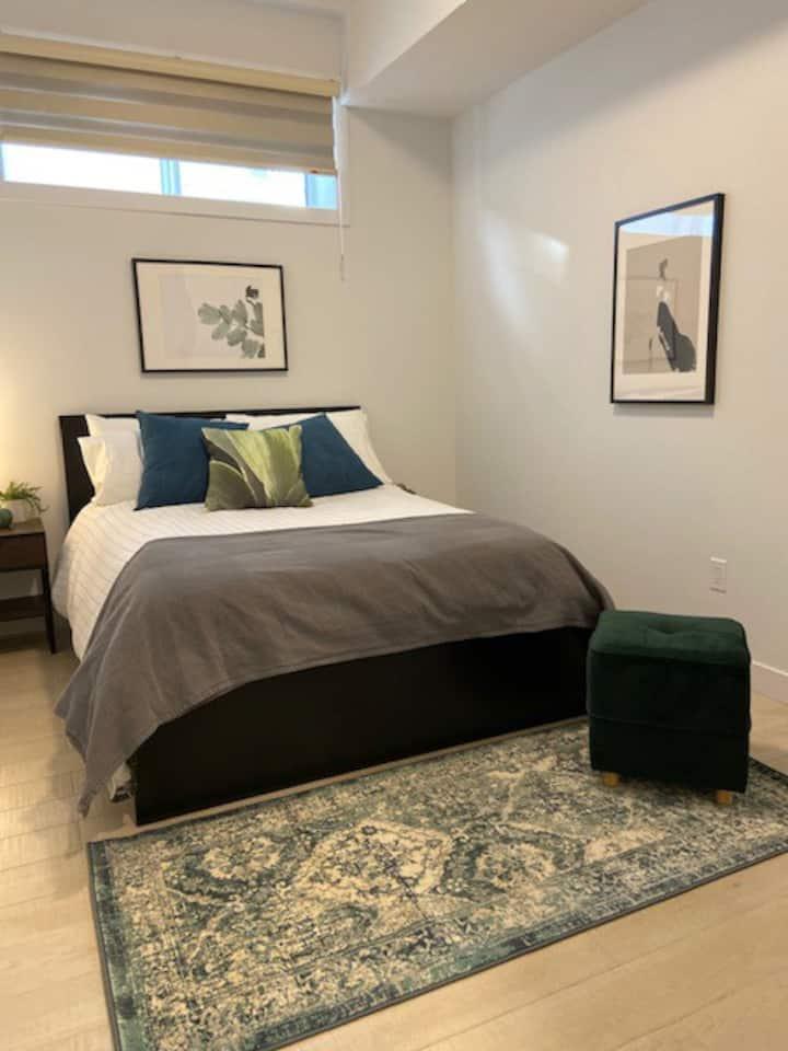 Modern 2 Bed in Garneau