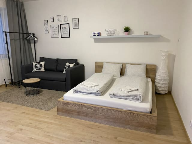 SATYS Apartments Ostrava *Free WIFI and Parking*
