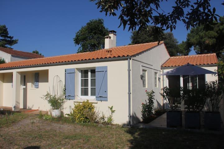 Maison de vacances sur l'île d'Oléron