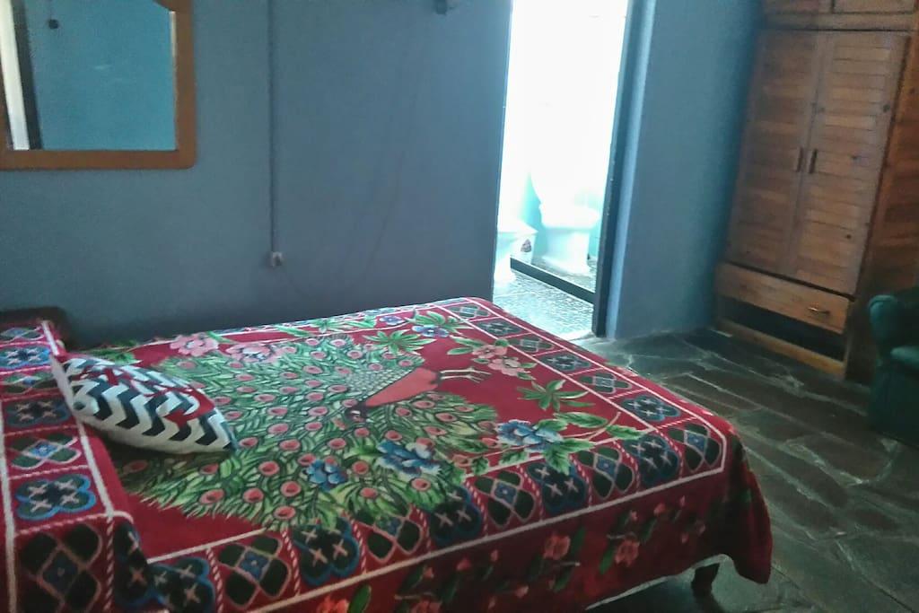 Dormitorio 2 con baño en suite