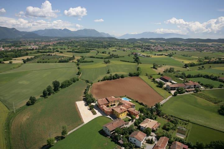 Agriturismo Macesina  Lago di Garda - Macesina - Bed & Breakfast
