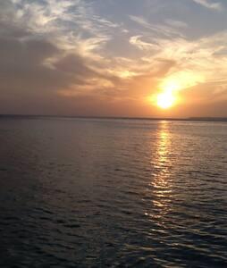 Rosario Island COTTAGE with SEAVIEW - islas del rosario - Island
