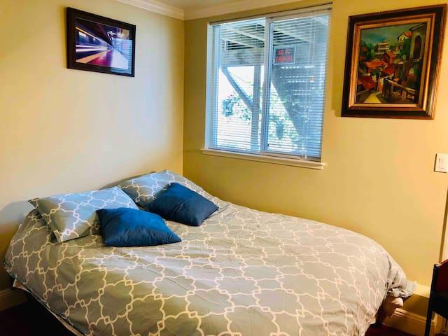 Cozy Room in Sunset near Golden Gate Park & Beach