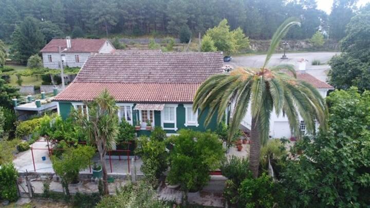 Casa Rural - Ria de Arosa - Santiago - Peregrinos