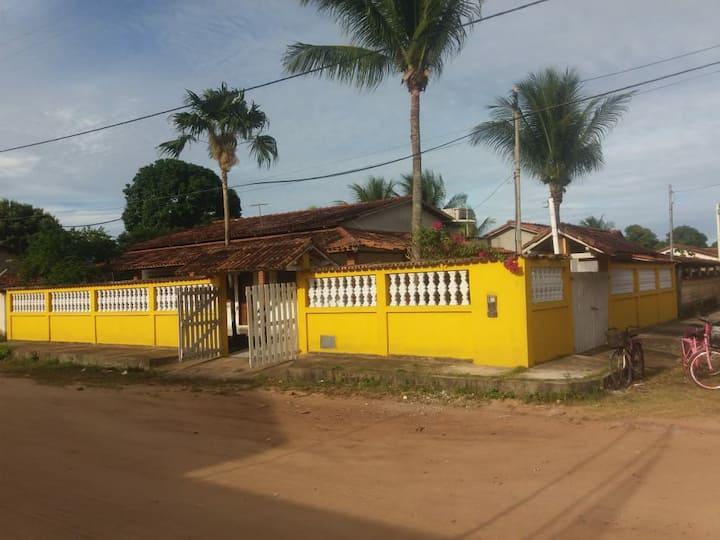 Casa de praia  em Nova Viçosa