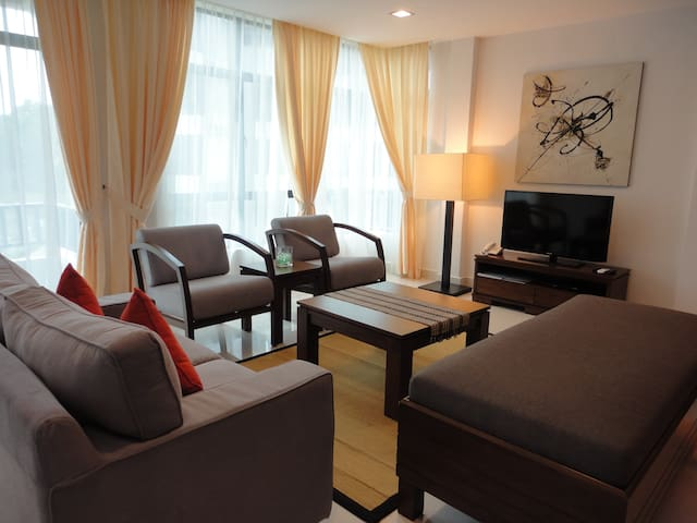 2-Bedroom Holiday Beach Apartment@Samsuria Kuantan