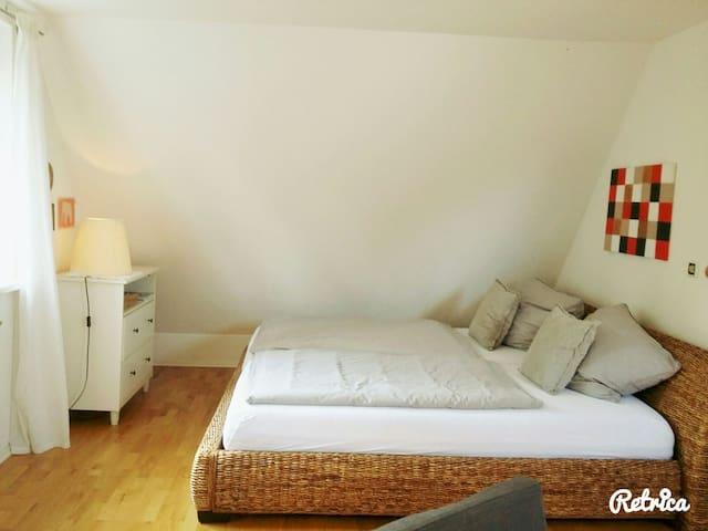 Gemütliche Ferienwohnung AM WÄLDLE - Schwäbisch Gmünd - Apartment