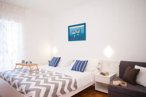 Cozy Apartment in Tisno, sea view, for 2 persons