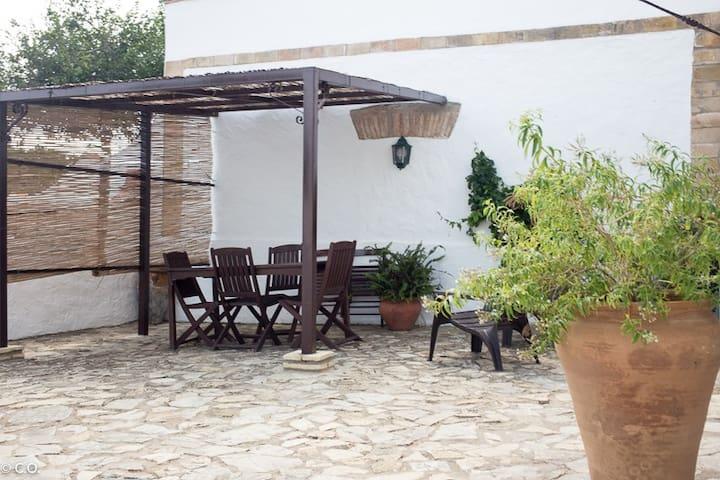 Casa del niño de Santamaria