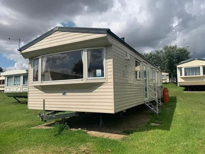 6 berth Sand le mere holiday village
