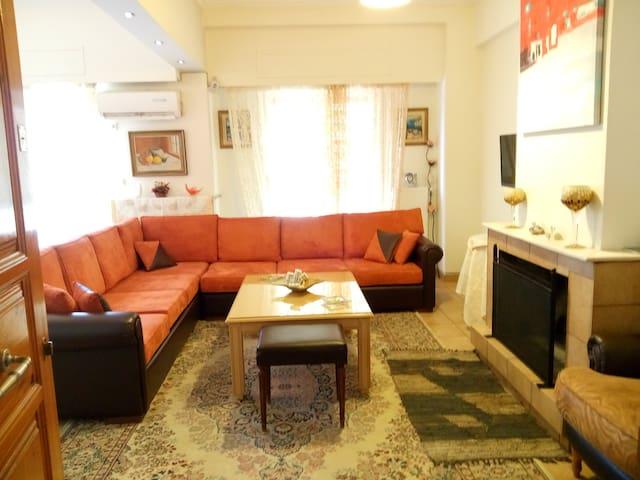 Giota's unique apartment