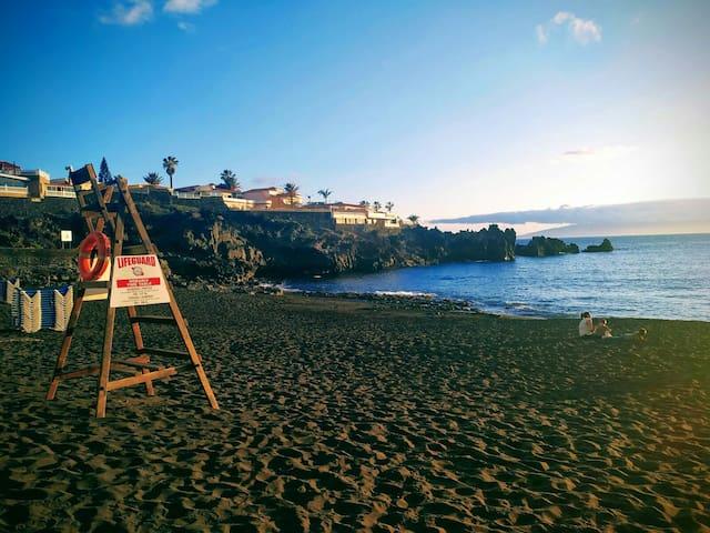 Playa la Arena Casa del sol