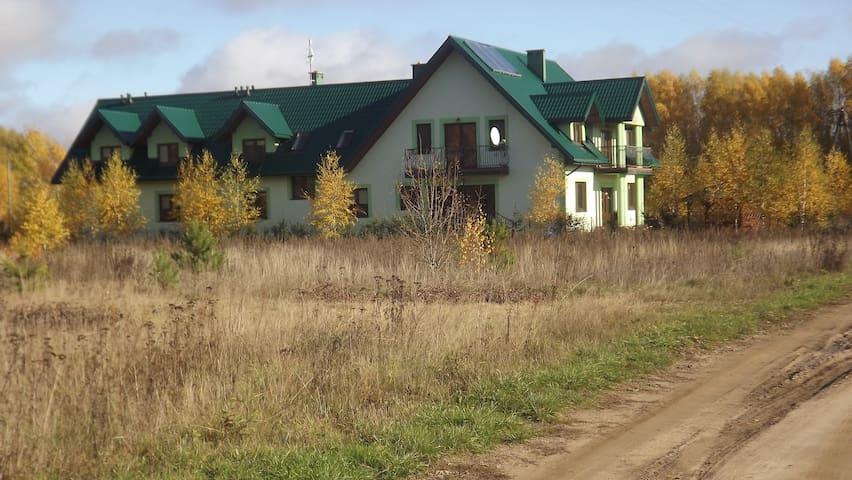 SYLWESTER BIAŁOWIEŻA do 20 osób - Czerlonka - House