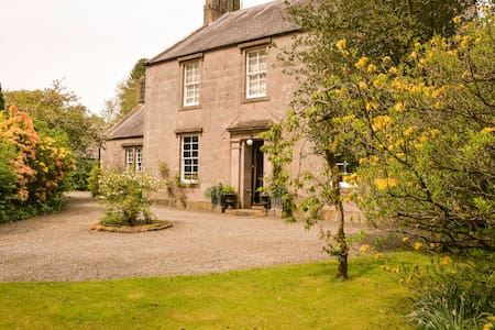 Much loved Scaurbridge House, Penpont, Thornhill
