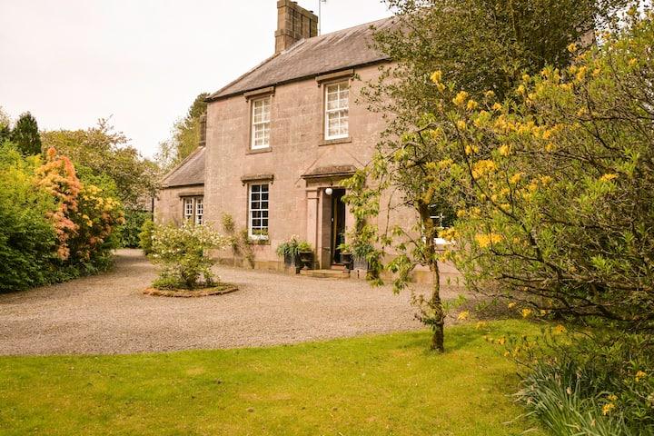 Much loved Scaurbridge House, Penpont, Thornhill