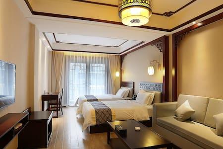酒店式公寓(双人床) - Xiangxi