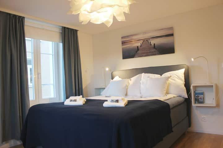 2.5 Zimmer, modern, ruhig und zentrumsnah