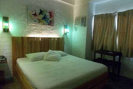 Eco-friendly Room Near Alona Beach Bohol - 邦劳岛(Panglao)