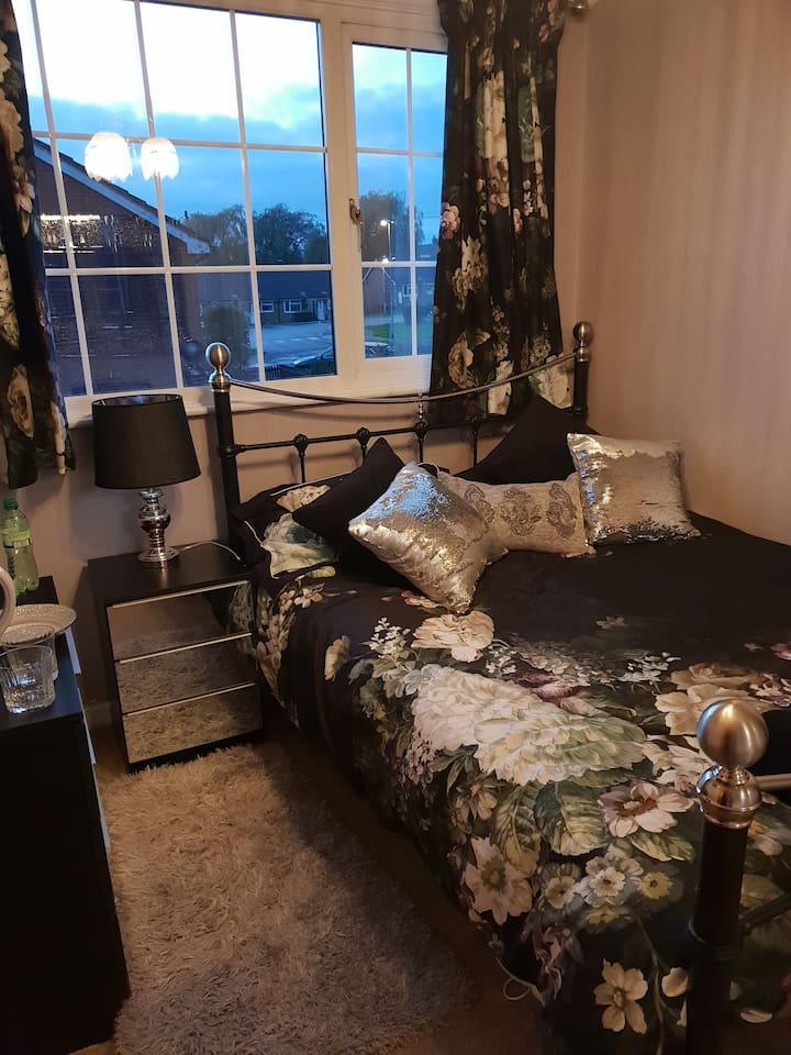 Brand New Bedroom.