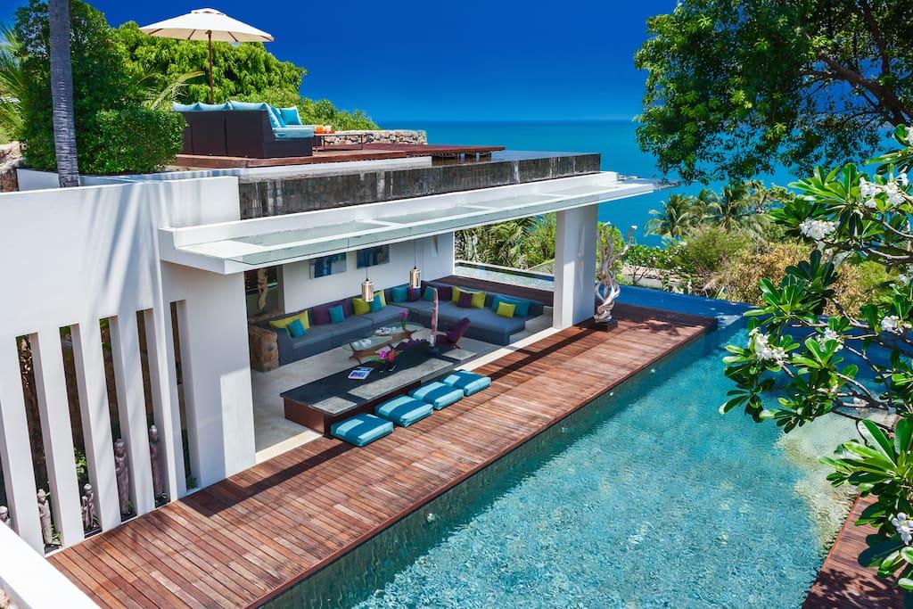 Villa Hin Koh Samui - Pool