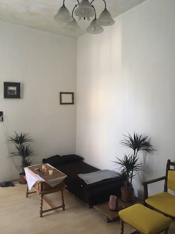 Laki Galery apartment in Buda