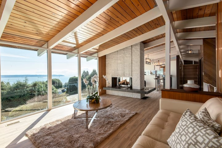 Cottage Style with Pool, Ocean View & Ski Resorts