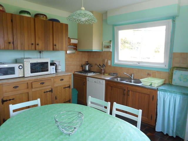 Maison idéale pour vacances en famille ! - Combrit - Huis