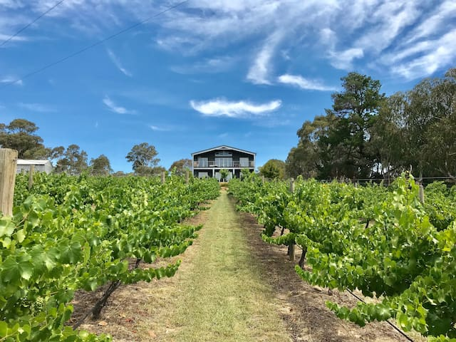 Luxurious and Unique ~ Country Escape in the Vines