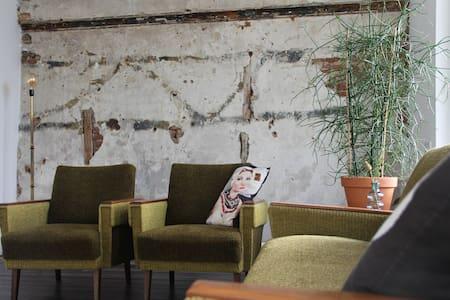 Het Fransche Schild, authentiek design appartement - Middelburg