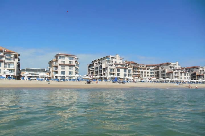 Апартаменты 1 линия OBZOR BEACH RESORT