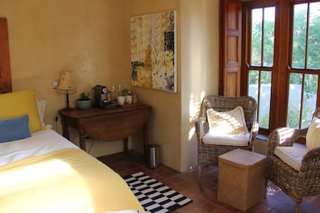 Private Room in Franschhoek - Franschhoek