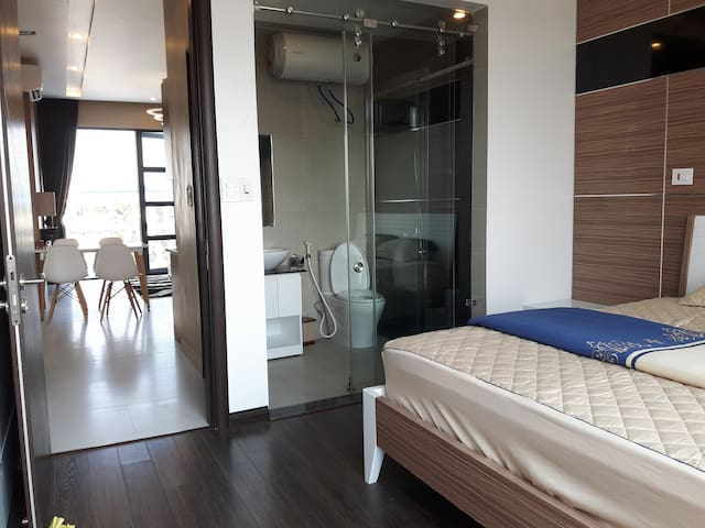 Vincom shopping mall 1 bedroom Apartment - Hai Phong - Byt