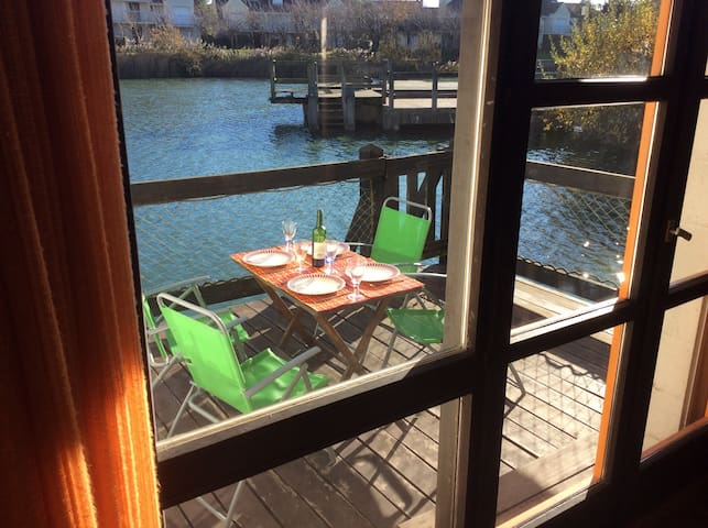 Lakeside appt. in private well maintained complex - Le Touquet-Paris-Plage - Daire