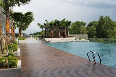 Private Room in Sky Loft - Johor Bahru - Wohnung