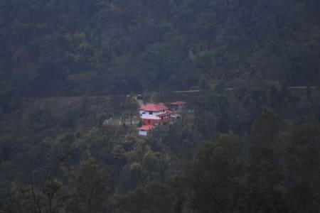 Burpeepal Cottage. - Gangtok