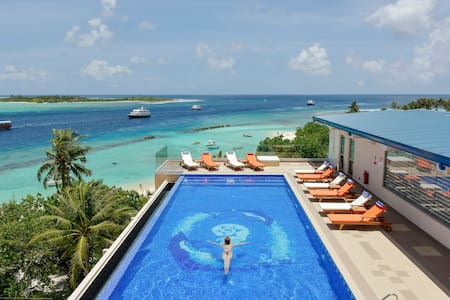 Season Paradise, Maldives - Thulusdhoo - Boutique-hotelli