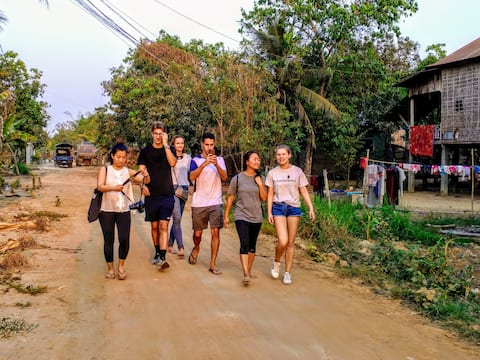 Siem Reap Real Homestay - Airport free pick up
