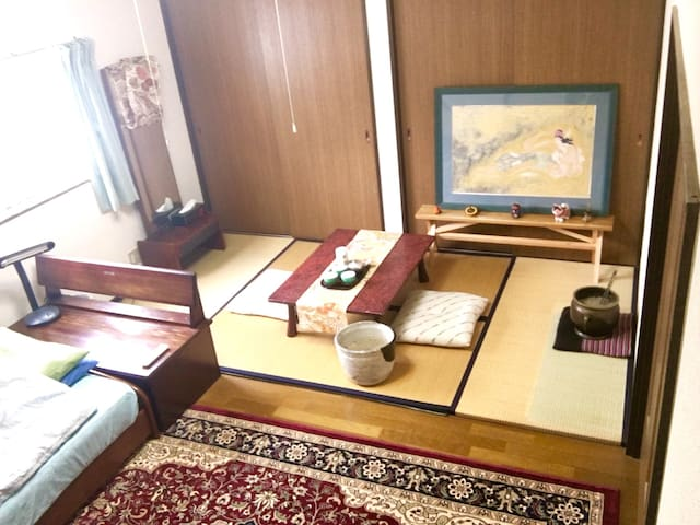nearKIX(15minutes) old traditional Japanese house - Kishiwada-shi