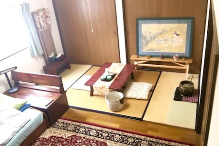 nearKIX(20min) airport kansai old japanese house - Kishiwada-shi