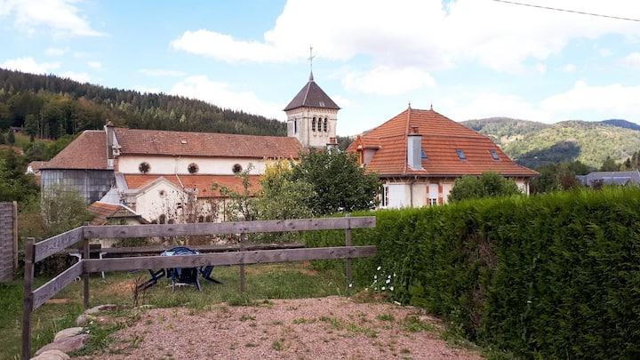 La cocotte de pin /appartement cosy- Hautes Vosges