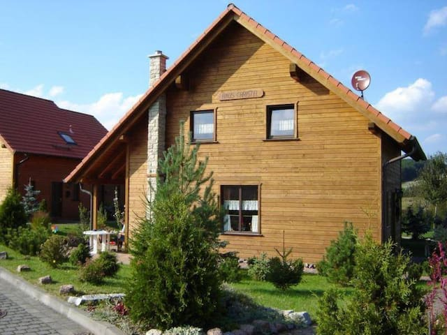 Ferienhaus Christel Hasselfelde Harz