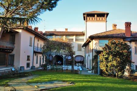 """Casa Roncalli, appartamento """"Il Rustico"""" - Mapello - Dům"""