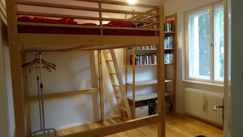 Cozy Room For Students - Berlin - Haus