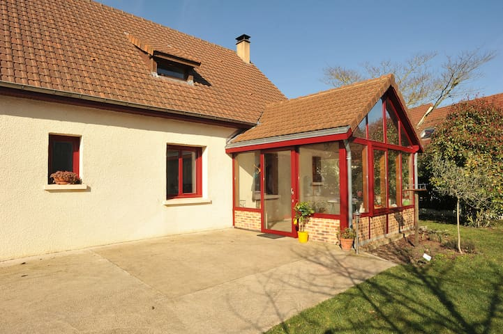 3 chambres aux portes du circuit - Arnage - Bed & Breakfast