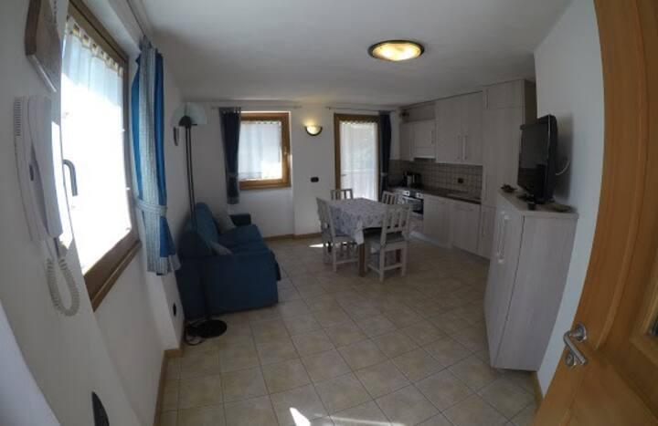 CASA BETTY  Appartamento Luna