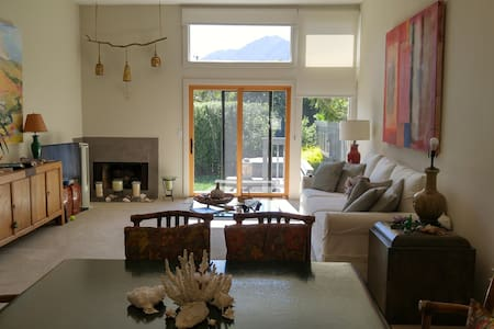 Beautiful quiet home w/ backyard and Mt. Tam view - Corte Madera