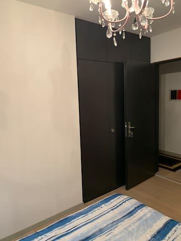 Zimmer 3 in Villa Stadtrand von Solothurn mit Pool